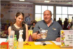 На Всемирной выставке EUROPE CONTINENT WORLDSHOW
